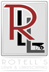 Rotell's Lawn & Landscaping Logo